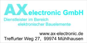 AX electronic GmbH