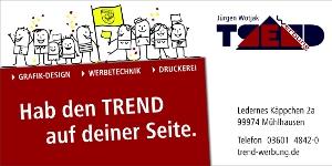 Trend Werbung | Ernst Blumrodt