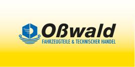 Oßwald Fahrzeugteile & Technischer Handel  GmbH & Co.KG